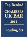 3PB - Leading Set - Top Ranked Chambers & Partners UK Bar Guide 2014