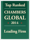 Chambers Global Leading Firm