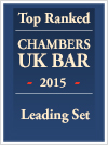 3 Paper Buildings - Ranked In Chambers and Partners UK Bar Directory 2015