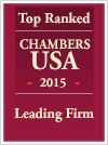 Labor and Employment Top Ranked Chambers USA 2015
