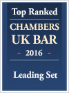 3 Paper Buildings - Ranked In Chambers and Partners UK Bar Directory 2016