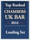 Top Ranked Chambers, UK, 2016