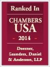Doerner, Saunders, Daniel & Anderson, LLP