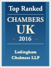 Chambers and partners 2016
