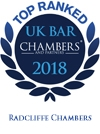 Top Ranked – UK Bar Chambers 2018 0 Radcliffe Chambers