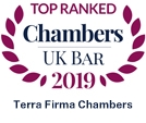 Top Ranked Chambers, UK, 2018