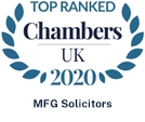 Chambers UK 2019 Leading Law Firm
