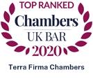 Top Ranked Chambers, UK, 2018