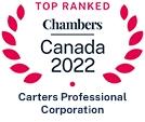 Chambers Canada Ranked