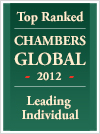 Chambers Global 2012 - Leading Individual