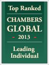 Chambers Global 2013 - Leading Individual
