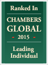 Leading Individual - Chambers Global 2015