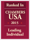 Ranked in Chambers USA 2015