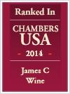 Wine, James C