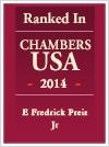 Preis Jr, E Fredrick
