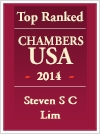 Top Ranked | Chambers USA 2014 | Leading Individual