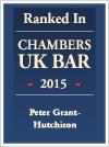 Top Ranked Chambers, UK, 2014