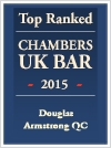 Top Ranked Chambers, UK, 2014