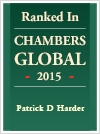Chambers Global Logo - top ranked 2015