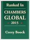 Chambers Logo - Global Ranking