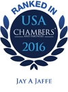 Jay A. Jaffe Ranked in Chambers USA 2016