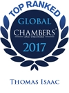 Leading Lawyer - Chambers Global