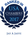 Jay A. Jaffe Ranked in Chambers USA 2017