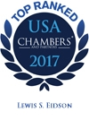 Top ranked in Chambers USA - 2015 - Mike Eidson