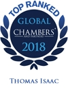 Leading Lawyer - Chambers Global