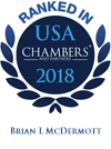 USA Chambers 2018 - Brian L. McDermott