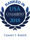 USA Chambers 2018 - Tammy L. Baker