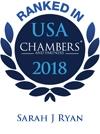 USA Chambers 2018 - Sarah J. Ryan