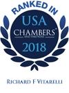 USA Chambers 2018 - Richard F. Vitarelli