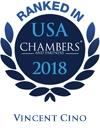 USA Chambers 2018 - Vincent A. Cino
