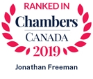 Chambers Canada Ranked Logo