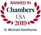 Ranked in Chambers USA