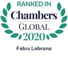 Ranked in Chambers Global