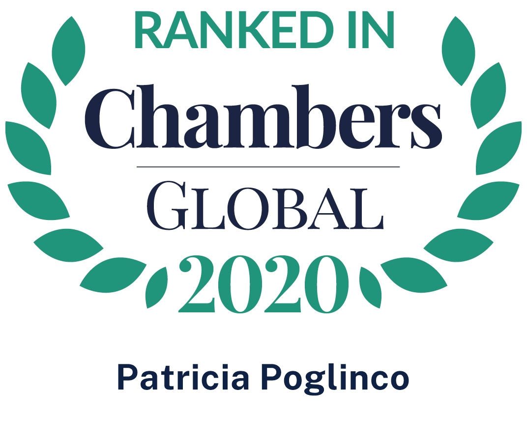 Chambers Global 2020 Award