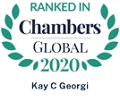 Chambers Global Ranked In 2020