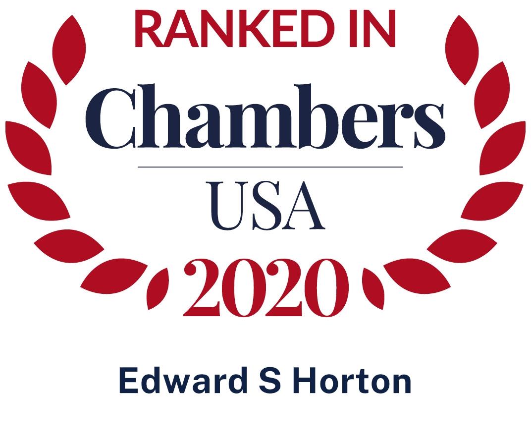 Chambers USA 2020 Award