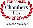 Ranked in Chambers 2020