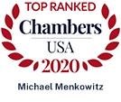 Chambers Logo 2020 Michael Menkowitz