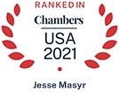 Chambers USA Logo 2021 Jesse Masyr
