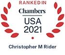 Chambers USA Logo 2021 Christopher Rider