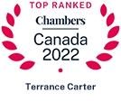 Chambers 2022 Award Badge